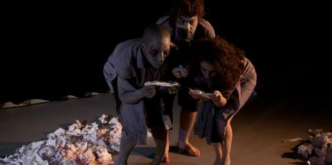 Butoh for Actor