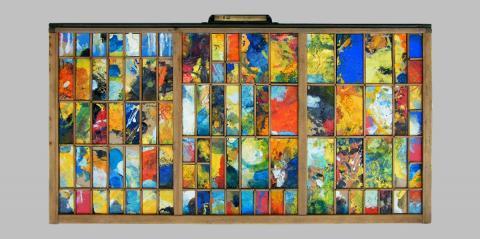 Image of The Palette by Leszek Blyszczynski