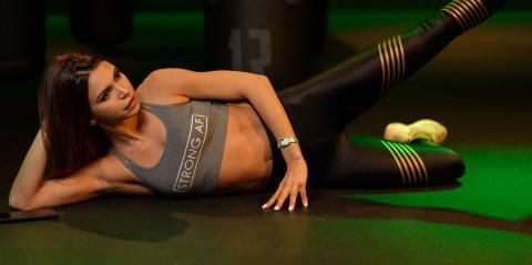 Strong AF - Antoniou Fitness