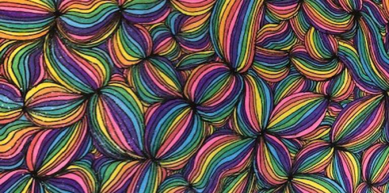 colour patterns