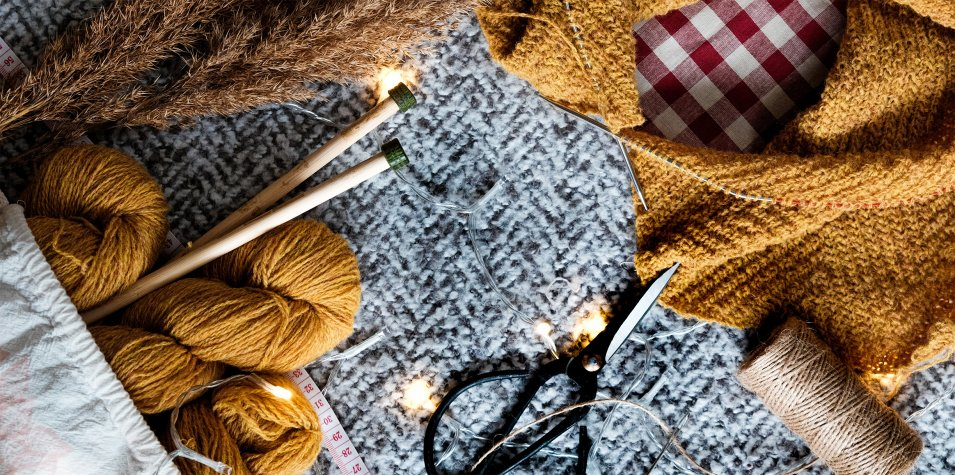 crafts and wool