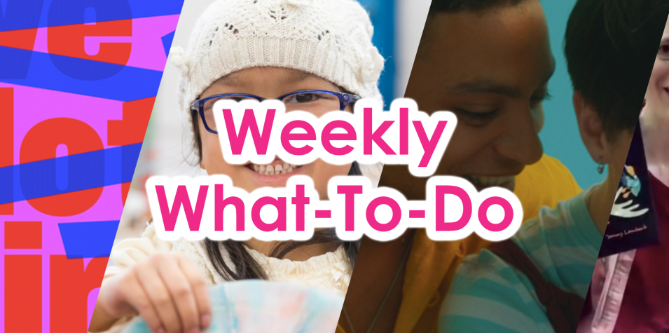 weekly what to do