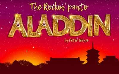 Aladdin: The Rockin' Panto as a title