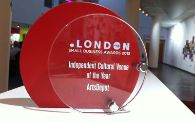 Dot London Award