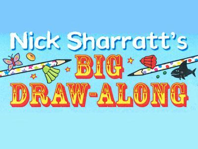 Nick Sharratt's Big Draw Along