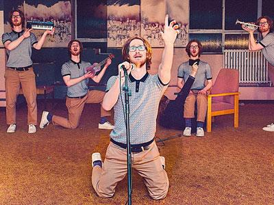 Forest Sounds Theatre: Church of Jim