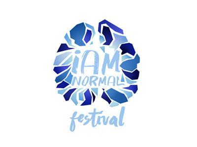 I Am Normal Festival logo