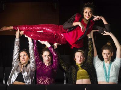 London Studio Centre presents Intoto Dance