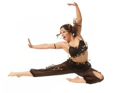 London Studio Centre dancer