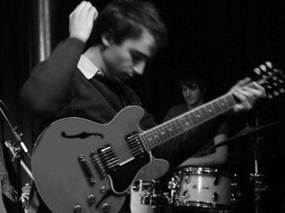 Sunday Buzz: Michele Pacca Trio