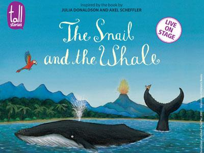 The Snail and the Whale © Julia Donaldson and Axel Scheffler 2003 – Macmillan Children's Books