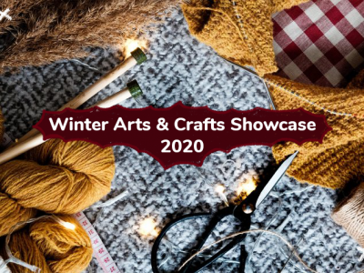 winter showcase banner