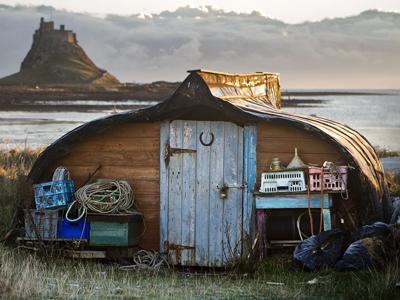 Grandmother's Beach Hut