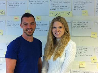 Sarah Butcher & Rob Watt